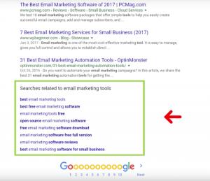 tecniche-seo-google-ricerche-correlate