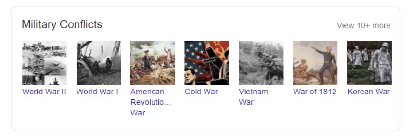 google-serp-entità
